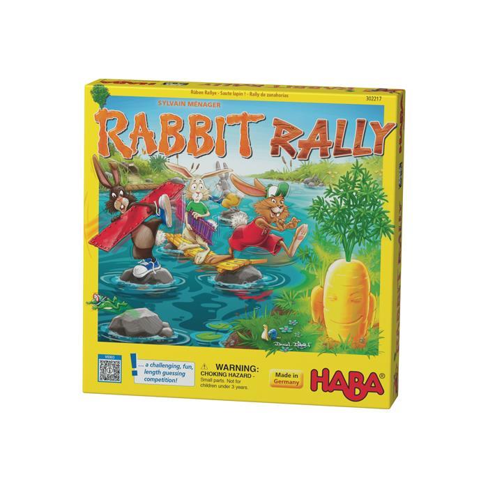Haba Rabbit Rally - Tavşanlar Yarışta