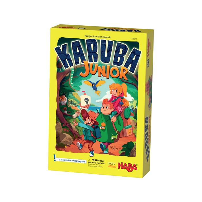 Haba Karuba Junior - Karuba Adasında Hazine Avı