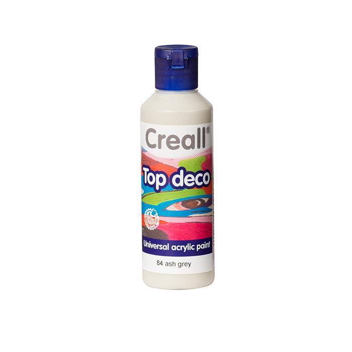 Creall Top Deco - Kül Gri