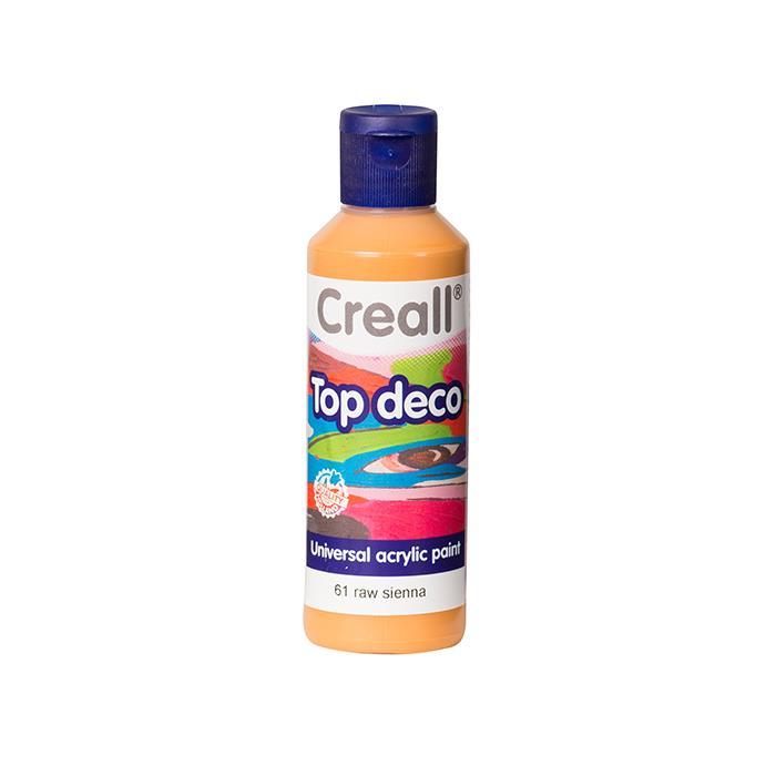 Creall Top Deco - Sieanna Kahverengi