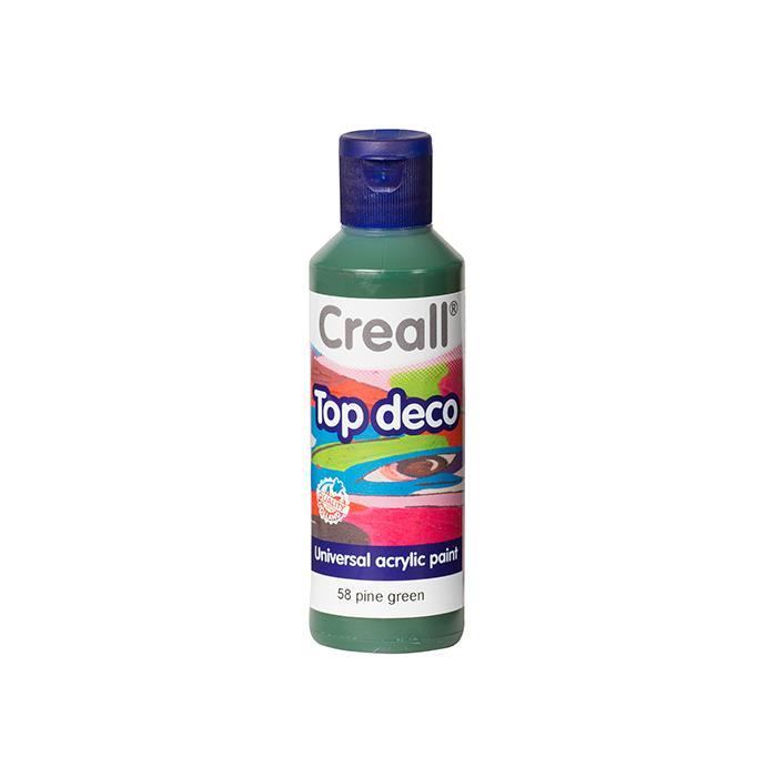 Creall Top Deco - Çam Yeşil