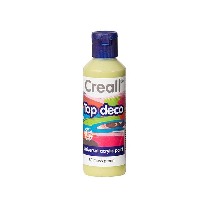 Creall Top Deco - Yosun Yeşili