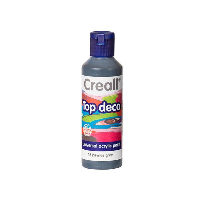 Creall Top Deco - Paynes Gri