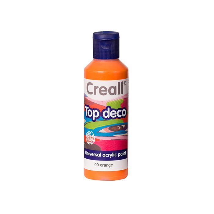Creall Top Deco - Turuncu