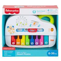 Fisher Price Eğlen ve Öğren Eğlenceli Piyano (Türkçe)