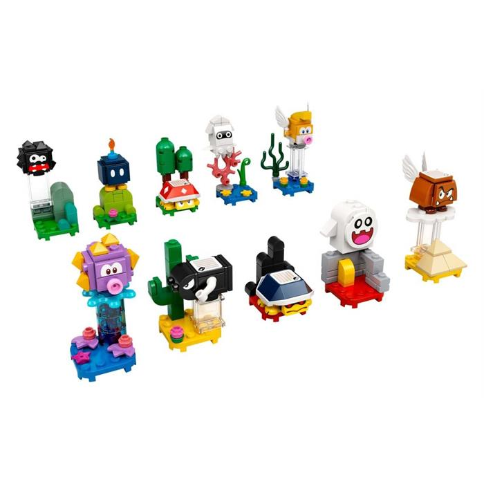 Lego 71361 Super Mario Character Packs