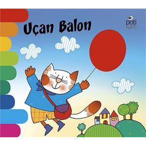 Delikli Kitaplar - Uçan Balon