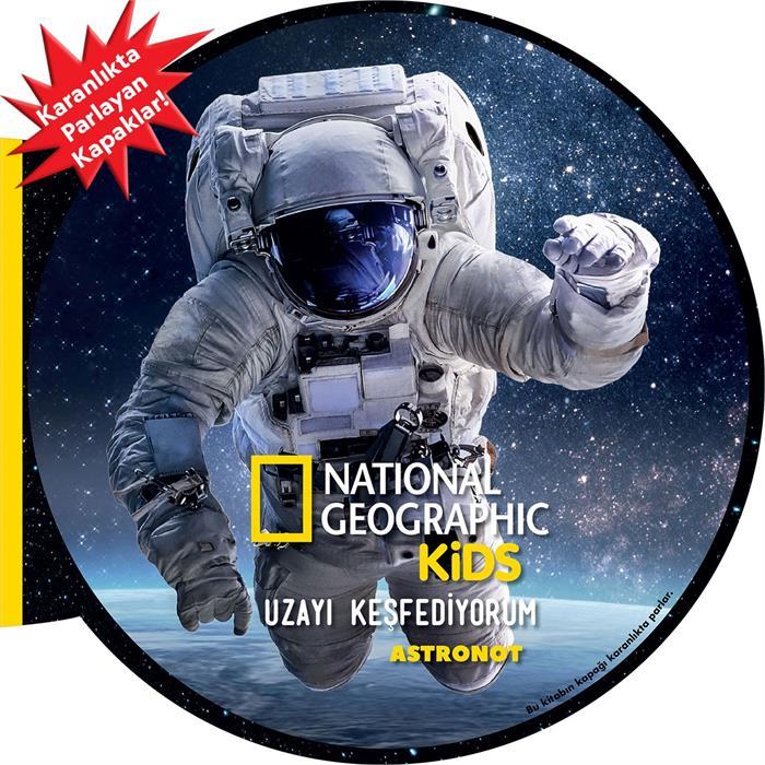 Uzayı Keşfediyorum - Astronot