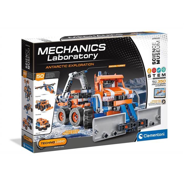 Clementoni Mekanik Laboratuvarı - Kutup Taşıtları