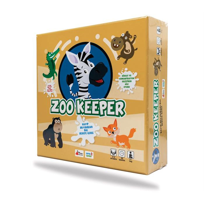 Playever Zoo Keeper