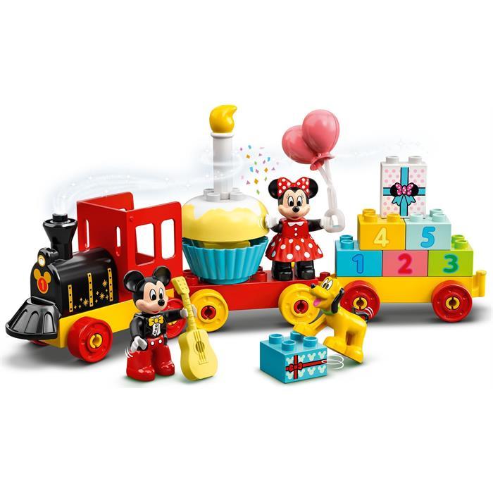 Lego Duplo 10941 Mickey Birthday Train