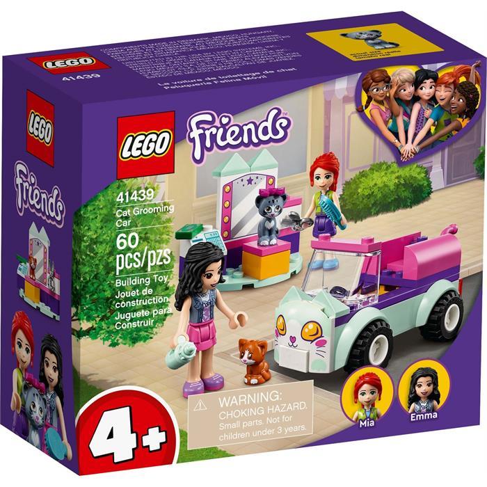 Lego Friends 41439 Cat Grooming Car