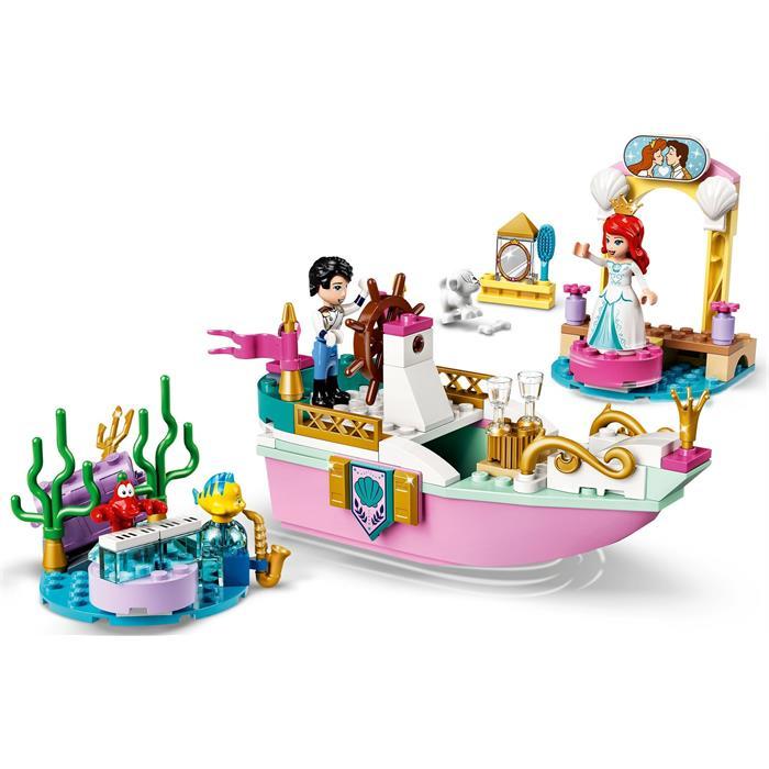Lego Disney Princess 43191 Ariels Celebration Boat