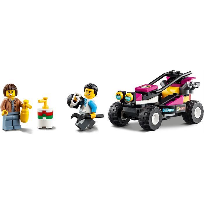 Lego City 60288 Buggy Transporter