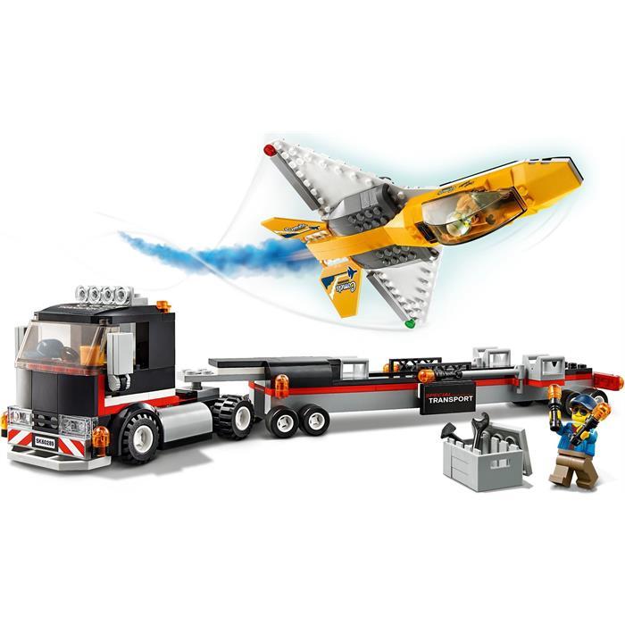 Lego City 60289 Jet Transporter