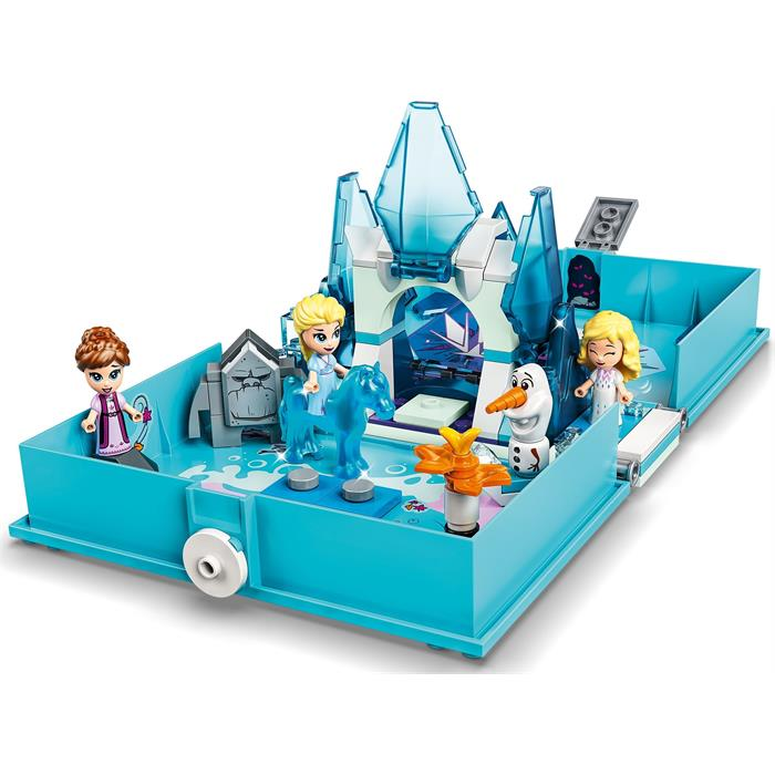 Lego Disney Princess 43189 Elsa and Nokk Storybook
