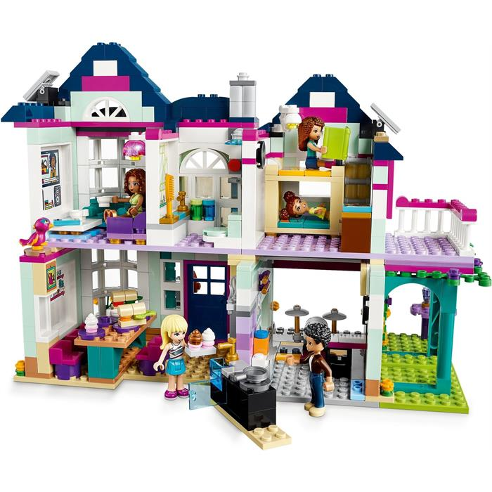 Lego Friends 41449 Andreas Family House