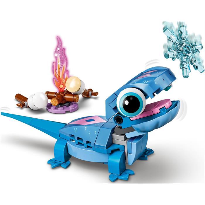 Lego Disney Princess 43186 Bruni The Salamander