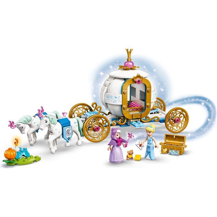 Lego Disney Princess 43192 Cinderellas Royal Carriage