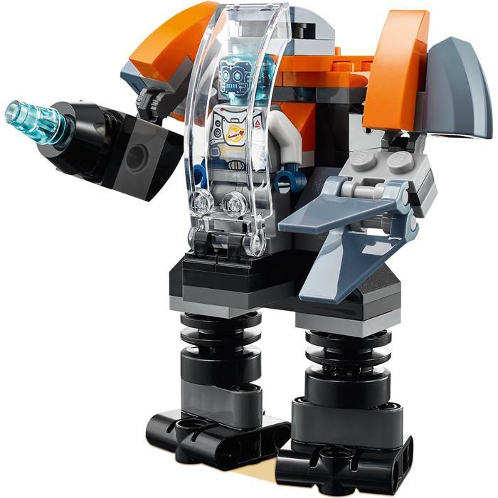 Lego Creator 31111 Cyber Drone