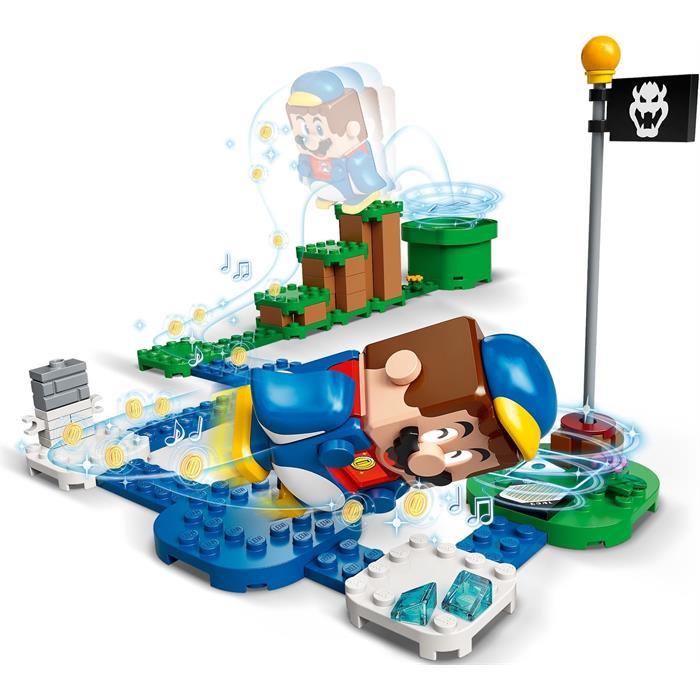 Lego Super Mario 71384 Penguin Mario PowerUp