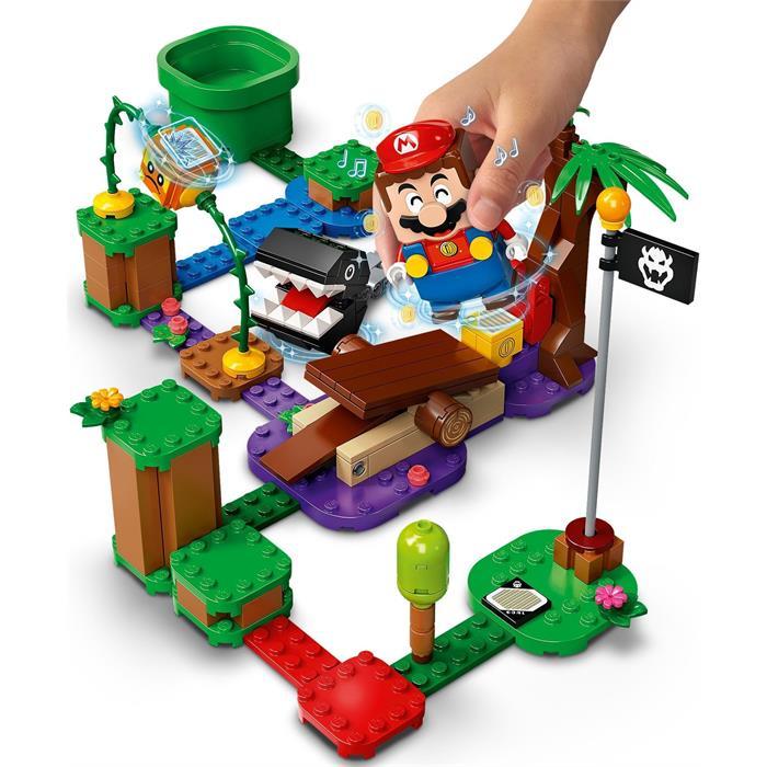 Lego Super Mario 71381 Chain Chomp Jungle Expan