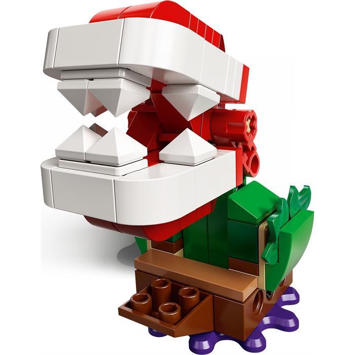 Lego Super Mario 71382 Piranha Plant Puzzling