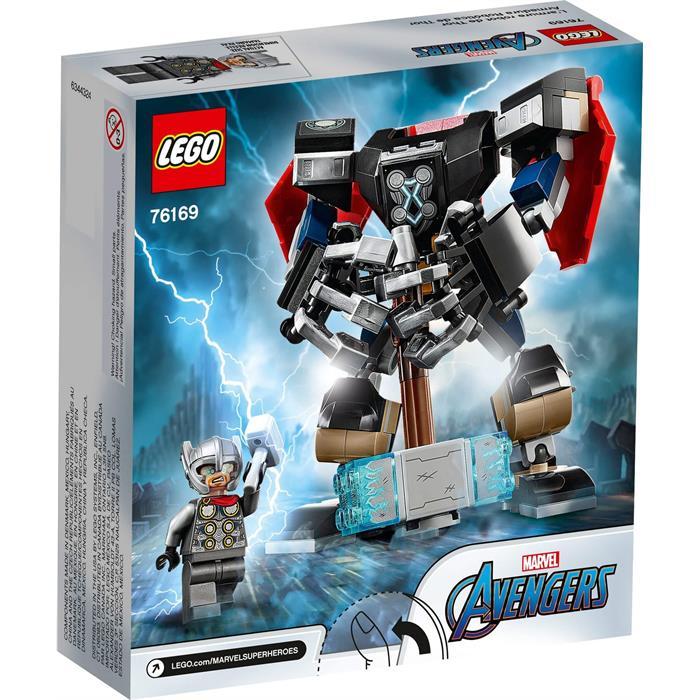 Lego Super Heroes 76169 Thor Mech Armor