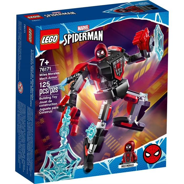 Lego Super Heroes 76171 Spider-Man Armor