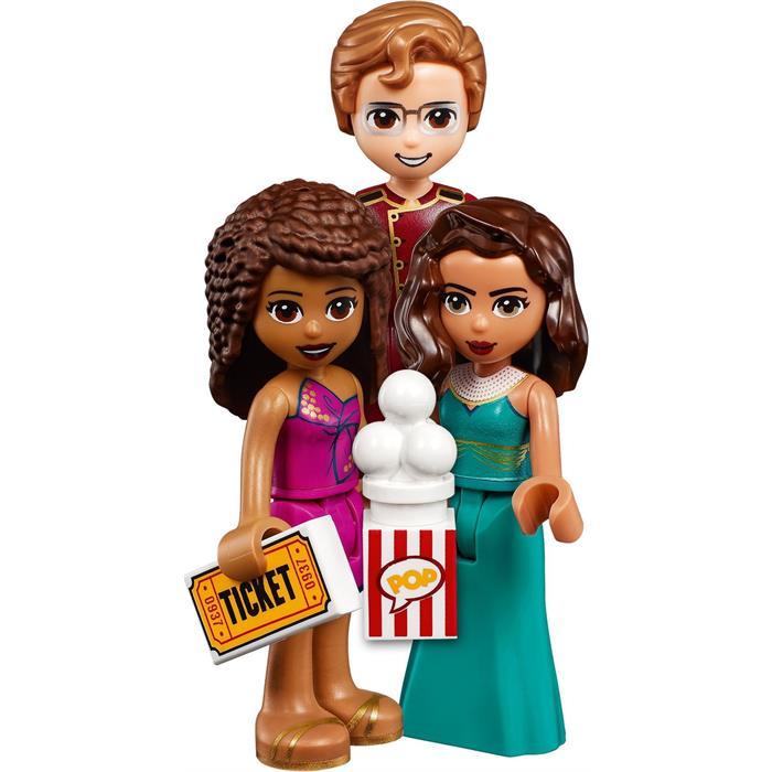 Lego Friends 41448 Heartlake City Movie Theater