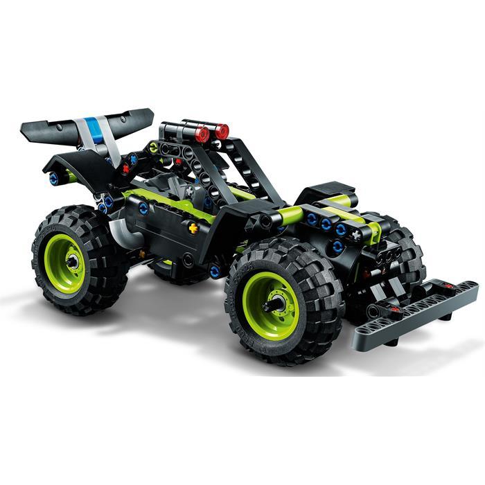 Lego Technic 42118 Monster Jam Digger