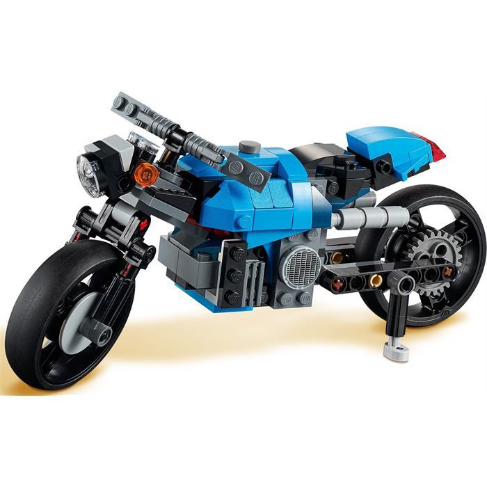 Lego Creator 31114 Superbike