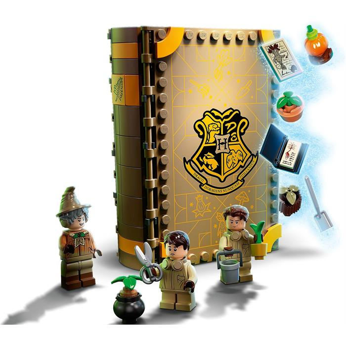 Lego Harry Potter 76384 Herbology Class