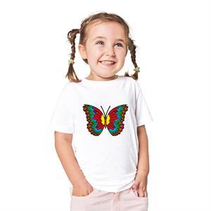 Paint and Wear T-Shirt Boyama Seti - Kelebek (4-6 Yaş)