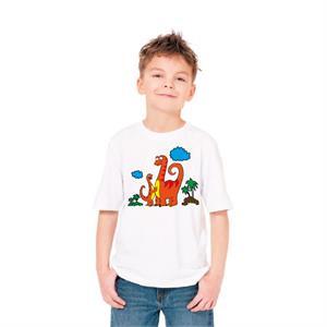 Paint and Wear T-Shirt Boyama Seti - Dinozor (4-6 Yaş)
