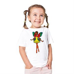 Paint and Wear T-Shirt Boyama Seti - Peri (7-8 Yaş)