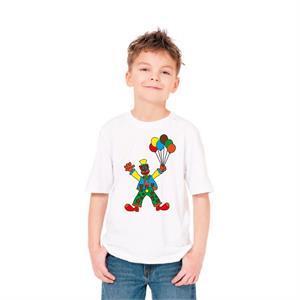 Paint and Wear T-Shirt Boyama Seti - Palyaço (7-8 Yaş)