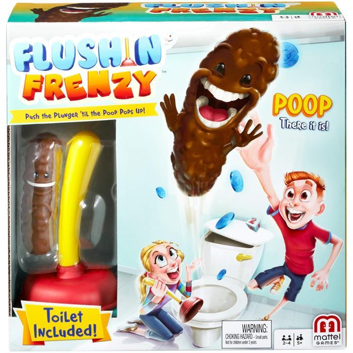 Flushin' Frenzy Kutu Oyunu