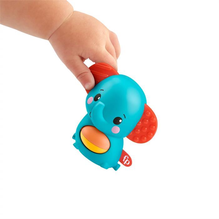 Fisher Price Mini Hayvancıklar Aktivite Oyuncağı - Fil