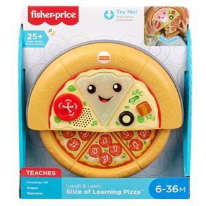 Fisher Price Eğlen ve Öğren Eğitici Pizza (Türkçe)
