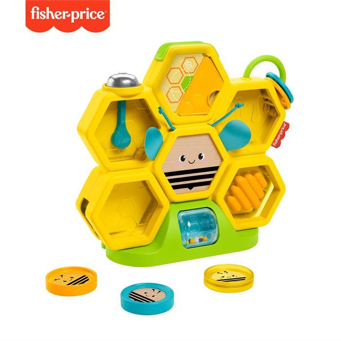 Fisher Price Eğlenceli Arı Kovanı