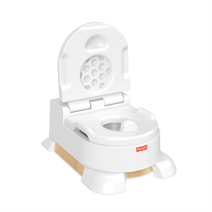 Fisher Price 4'ü 1 Arada Eğitici Tuvalet