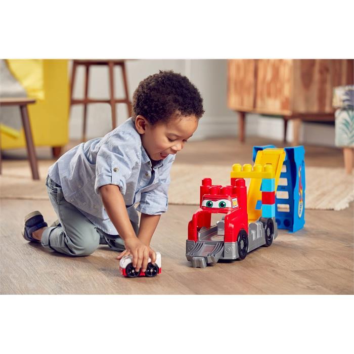 Mega Bloks First Builders Araç ve Tır Oyun Seti