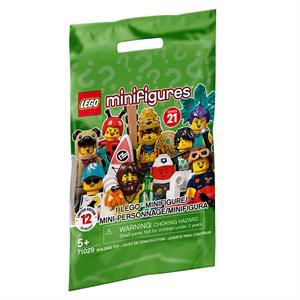 Lego Minifigures 71029 Seri 21