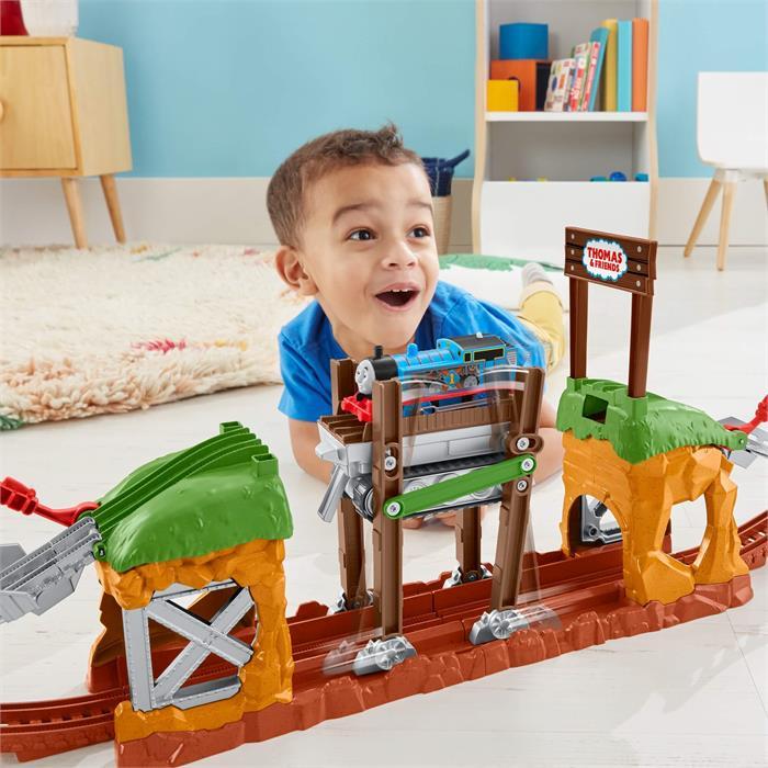 Thomas and Friends Yürüyen Köprü Tren Seti