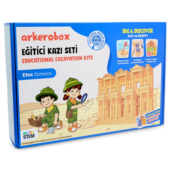 Arkerobox Arkeoloji Seti - Efes