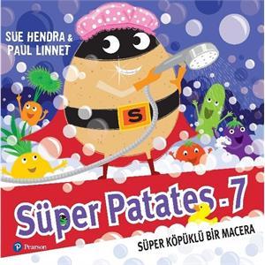 Süper Patates - 7 Süper Köpüklü Bir Macera