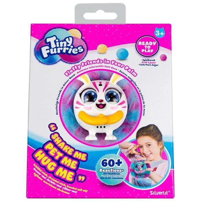 Silverlit Tiny Furries Sesli Arkadaşım Model-15