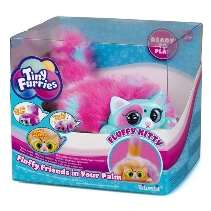 Silverlit Tiny Furries Fluffy Kitties Model-3