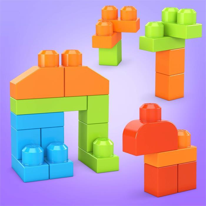 Mega Bloks Sevimli Hayvanlar Blok Kutusu - Tilki